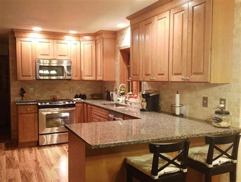 Kitchen Cabinets Cambridge Cliqstudios Maple Caramel Kitchen Cabinets In The Cambridge Style My Next Kitchen Pinterest