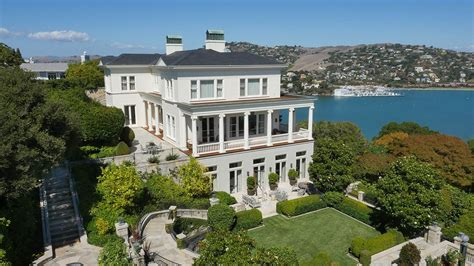 sans francisco castle exclusive locksley hall in belvedere sells for 47 5m