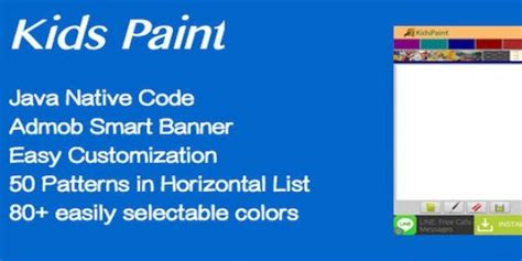 paint android app source code android app templates source codes codester