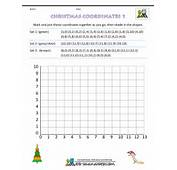 Download Image Christmas Math Worksheet Coordinate PC Android IPhone