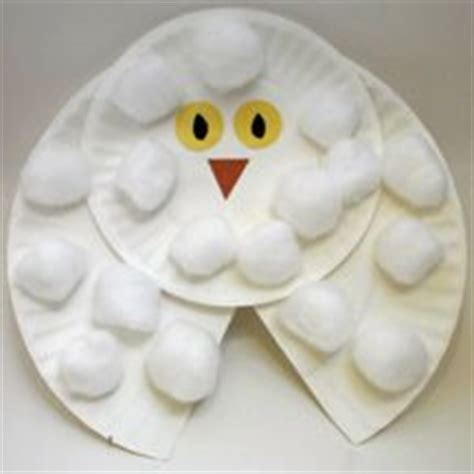 Snow Owl Papercraft By Elfbiter - 1000 images about owl crafts activities for on