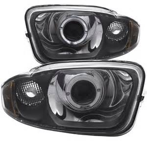 anzo usa chevy cavalier 03 05 projector headlights halo