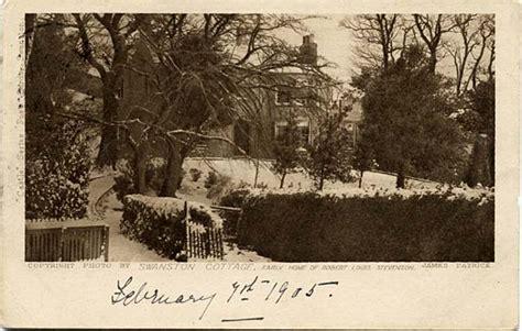 Robert Louis Stevenson Cottage by Postcard Castle Series Swanston