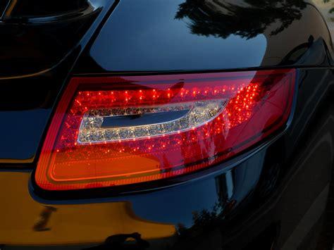 Stop L Porsche 997 05 09 Led Clear usa depo 09 oem look 05 08 porsche 911 997 led