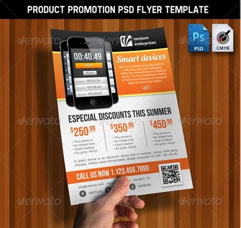 product flyer template free psd template file page 19 newdesignfile