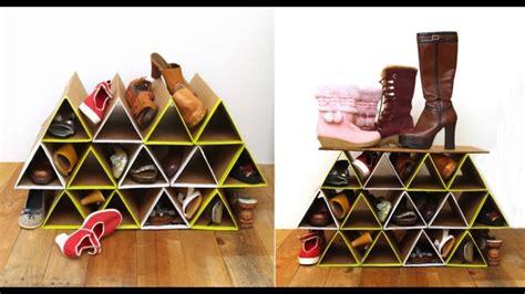 organizador de zapatos en www comprasin com youtube shoe organizer homemade organizador de zapatos hecho en