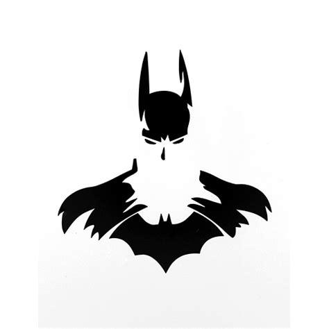 batman tattoo stickers batman logo laptop car truck vinyl decal window sticker