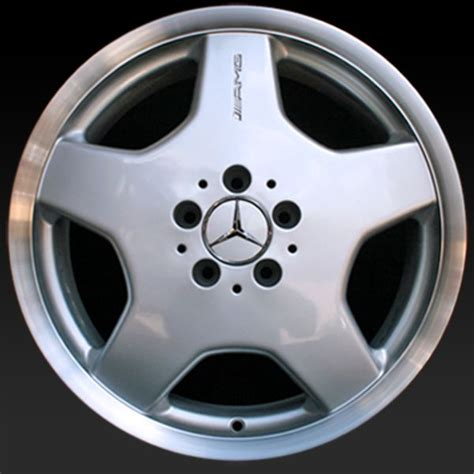 Mercedes Oem Rims by Mercedes Wheels For Sale 2000 2002 18 Quot Amg Silver