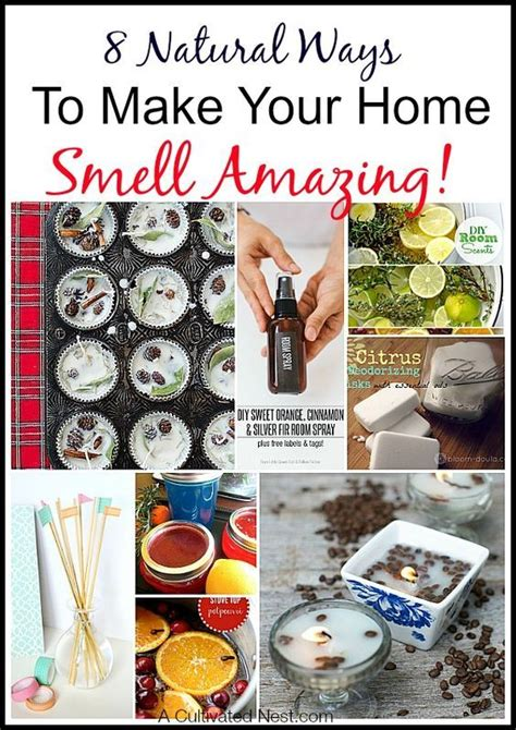 On Your Home Aurally by 8 Ways To Make Your Home Smell Amazing Air