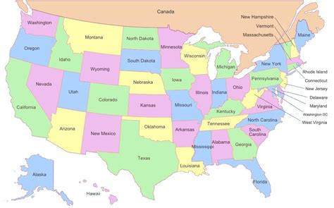 basic map of the united states simple map of the usa let s explore all us map usa maps