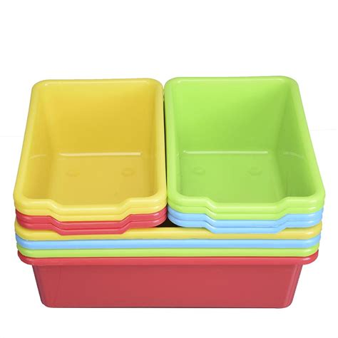storage boxes childrens room bin organizer childrens storage box playroom bedroom shelf drawer ebay