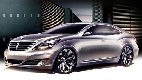 hyundai vehicles hyundai equus luxury cars futuristic cars future