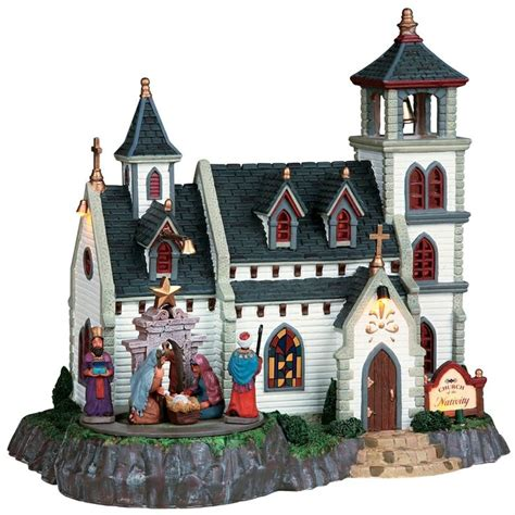 33 best my christmas village houses images on pinterest