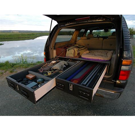 Truck Bed Gun Storage by Truckvault Secure Storage Solutions Safe4gun