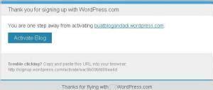 gimana cara membuat blog di wordpress blog ziifauzii