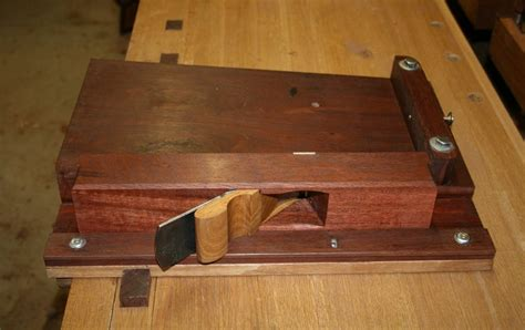 Building A Wood Body Hand Plane Page 2 Woodworking