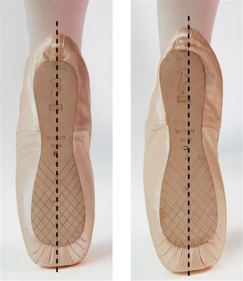 how to fit pointe shoes