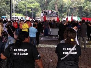 aumento salarial do funcionalismo publico estadual do rs em 2016 g1 policiais civis protestam na avenida paulista por