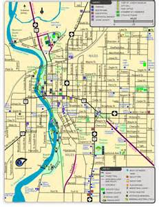 Niles Michigan Map by Maps Of The Parks Bike Routes Trails Amp More In Niles