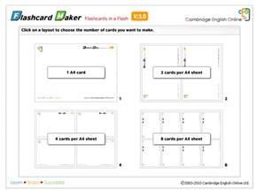 Flashcards Maker Nik S Quickshout How To Make Your Own Pronunciation