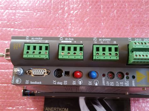 Mc 11 B schneider electric pacdrive mc 4 11 10 400 vdm01d10ah00 fw v00 12 xx as new andre ertel
