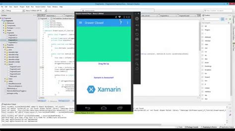 xamarin studio tutorial android pdf xamarin android tutorial 62 nesting fragments youtube
