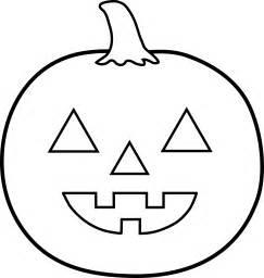 halloween jack o lantern for coloring free clip art