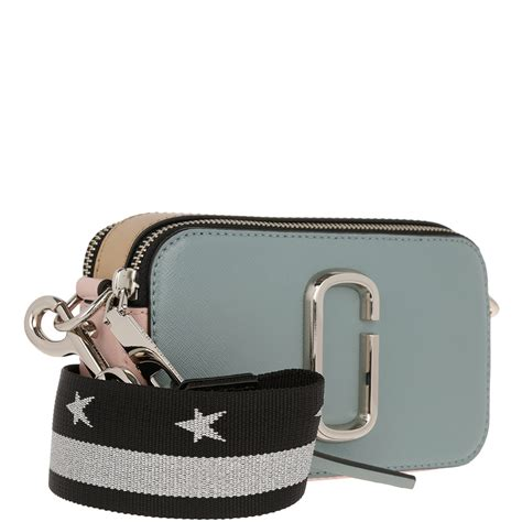 Marc Snapshot Flag No Emboss marc designers luxury marc snapshot crossbody bag small dolphin blue