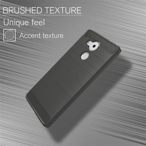 Huawei P8 Lite Ultrathin Ultrafit Cover Silicon ultra thin shockproof slim brushed rubber cover