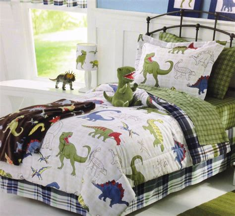 kids bedding sets for boys the most fun dinosaur bedding and decor for kids