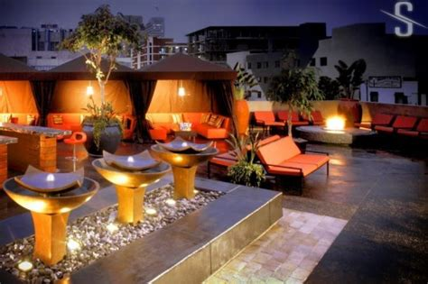 nightlife san diego rooftop lounges in the gasl quarter