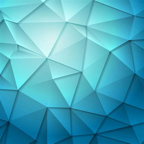 Banner Segitiga Polkadot Warna Warni 时尚蓝色背景矢量图 矢量背景素材 矢量素材 素彩网