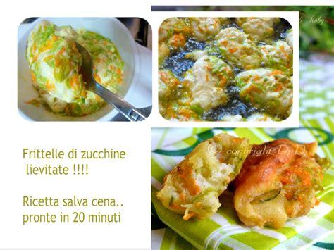 frittelle ai fiori di zucca lievitate frittelle di zucchine lievitate idea cena veloce in 20