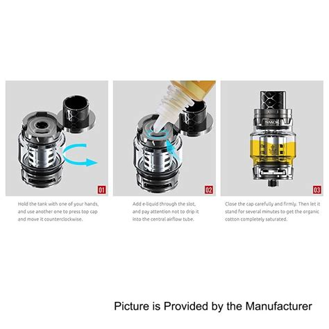 Authentic Smok Gun Metal Mod Only Limited authentic smok g priv 2 luxe edition 230w gun metal tfv12 prince kit