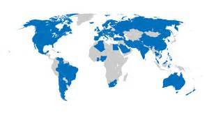 Global World Map by World A4 Timezones Map Global Mapping Short News Poster