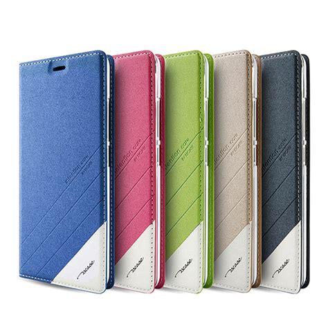Cover Xiaomi 4s leather for xiaomi 4s flip cover anti shock anti fall