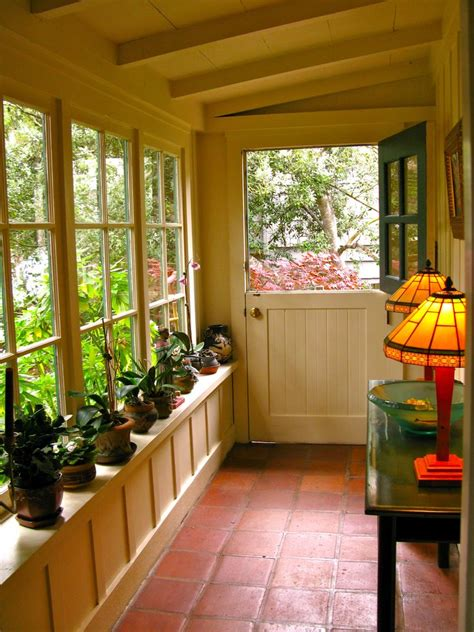 small enclosed front porch ideas enclosed front