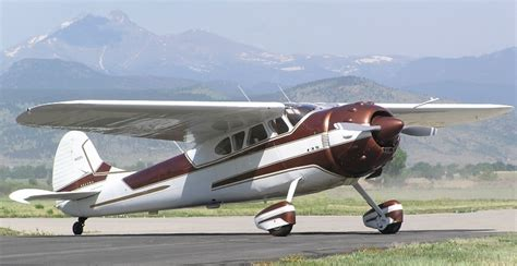 cessna 195 for sale larson aircraft sales 1949 cessna 195 businessliner for sale