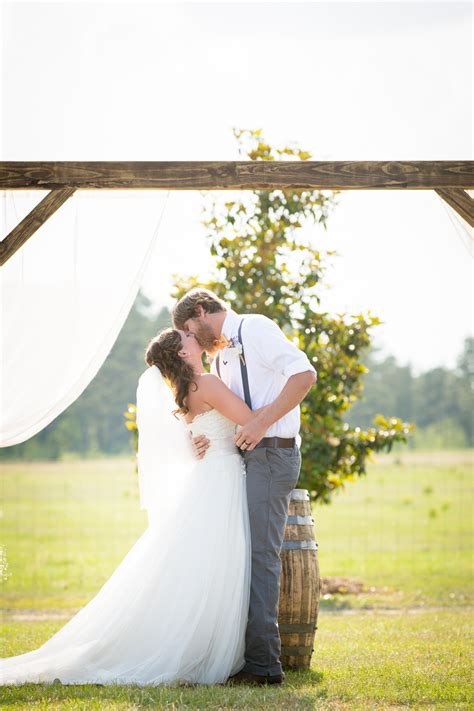 robinson farms wedding columbus ga photographers kenna  anthony