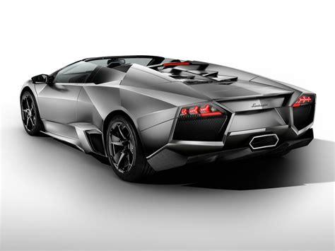Reventon Lamborghini by La Lamborghini Reventon Roadster