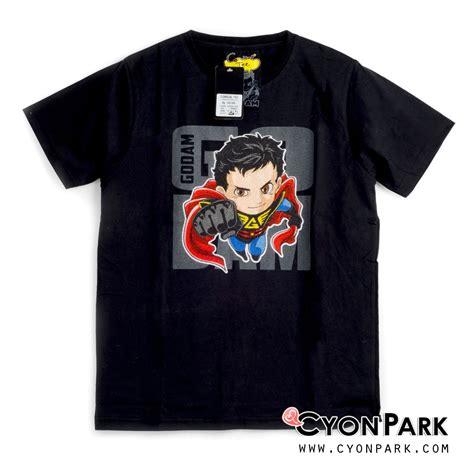 Kaos Pria Tshirt Katun Cotton Abu Grey Gshop Gs0403 comical kaos kartun asli indonesia butik
