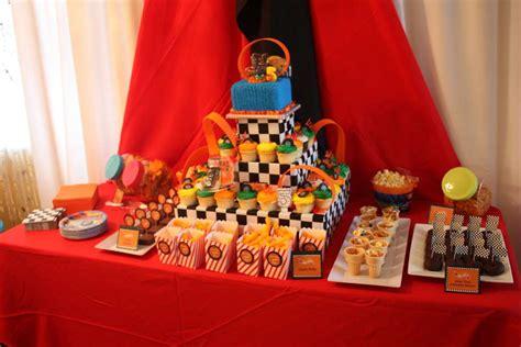 hot birthday themes hot wheels birthday party ideas photo 1 of 32 catch my