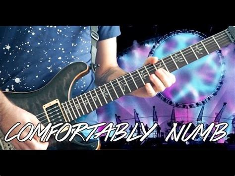 comfortably numb solo cover pink floyd comfortably numb solo cover youtube