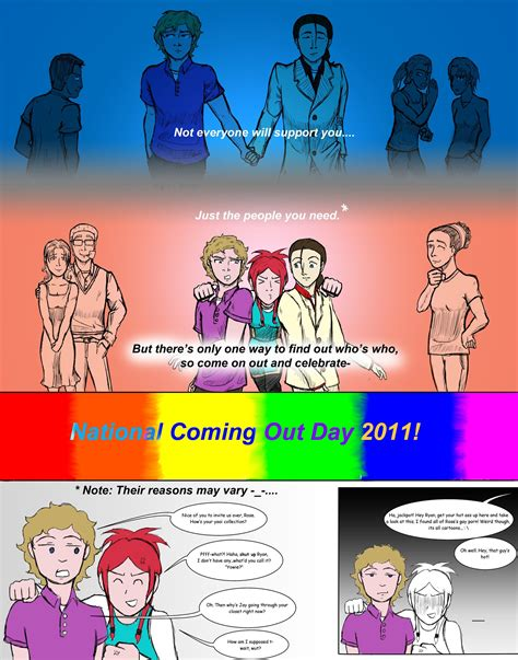 new coming out day national coming out day 2011 by admiralbetas on deviantart