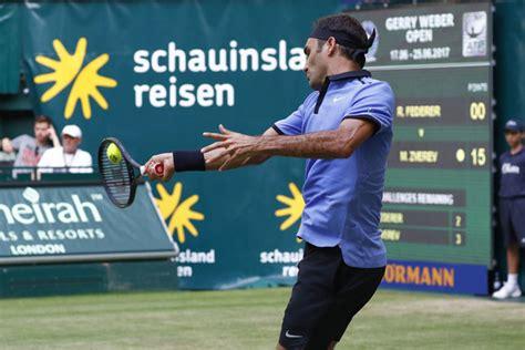 Roger Federer 2017 Gerry Weber Open ? FedFan