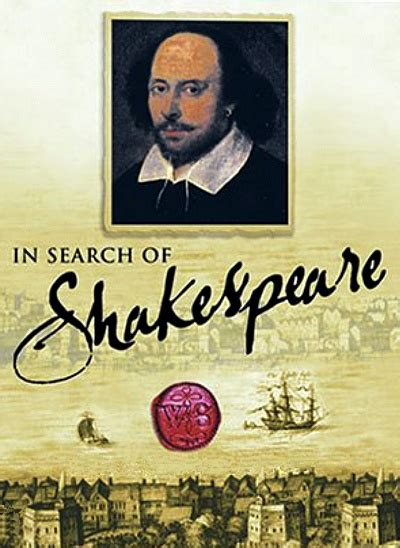 shakespeare biography documentary download in search of shakespeare 2004 2 x dvd movie world