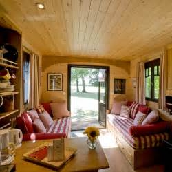 beautiful small homes interiors les roulottes de cagne