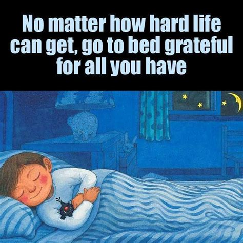 is it bad to go to bed with wet hair no matter how hard life can get go o bed grateful for what