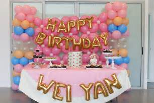 21st Birthday Decoration Ideas by Table Decorations For 21st Birthday Image