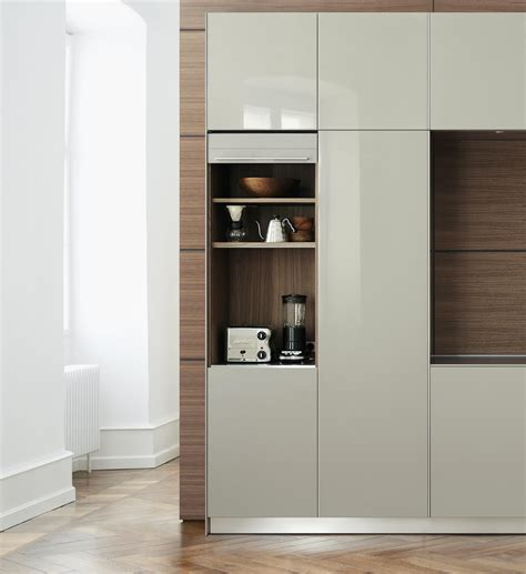 kitchen cabinet shutters b3 shutter unit kitchen cabinets from bulthaup architonic